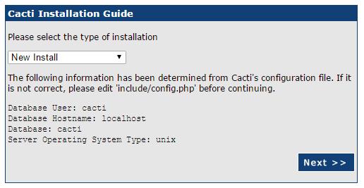 CACTI INSTALACION
