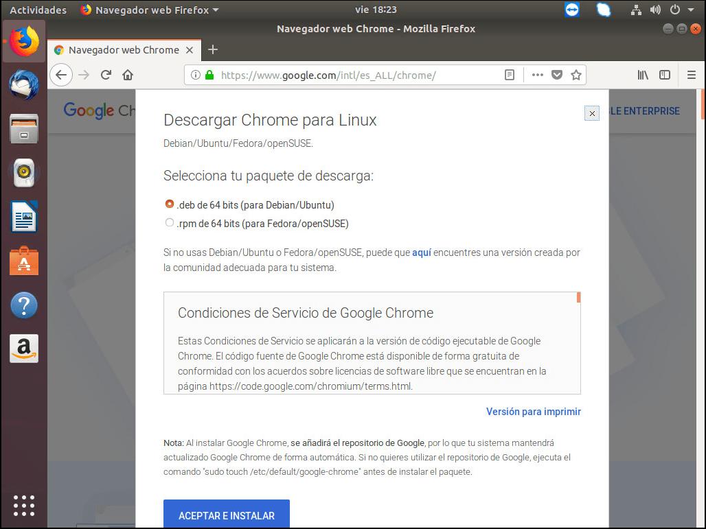 instalar chrome en ubuntu descargar 02