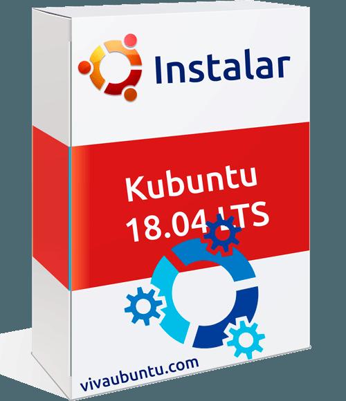 instalar-kubuntu-18
