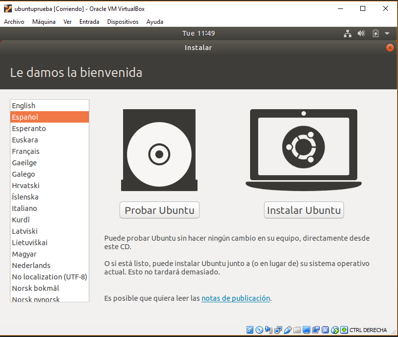 UBUNTU 18.04 EN WINDOWS 10 INSTALACION_14
