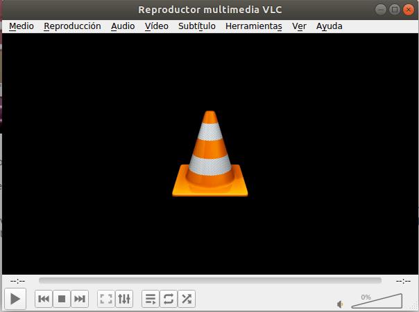 VLC EN UBUNTU