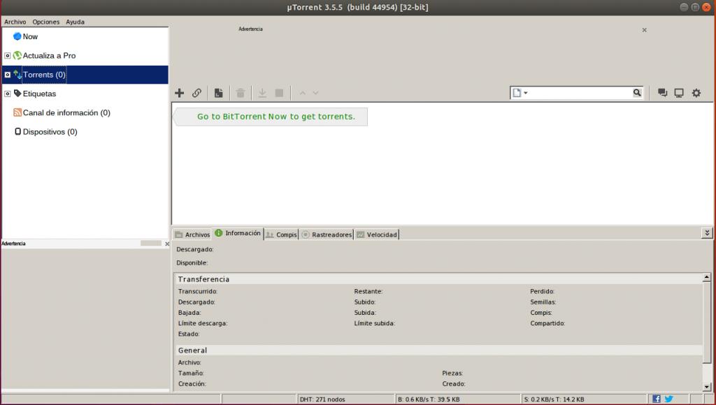 utorrent ubuntu