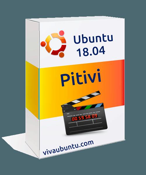 instalar pitivi en ubuntu