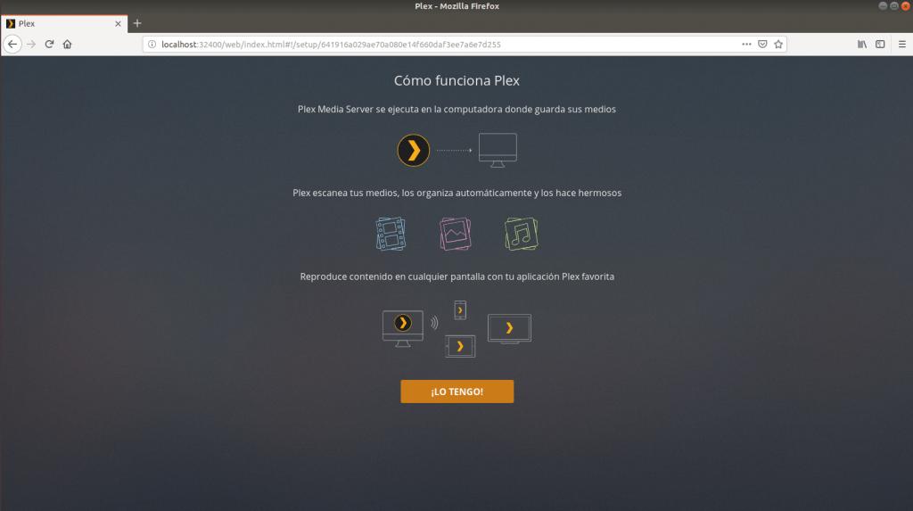 instalar plex en ubuntu_instrucciones