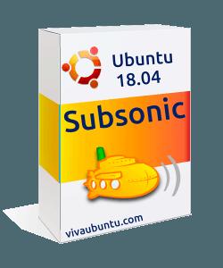 instalar subsonic en ubuntu