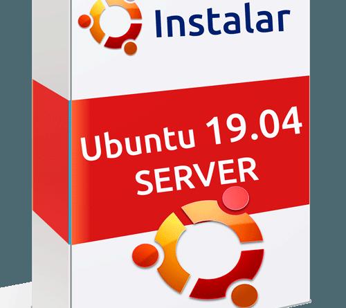 INSTALAR-UBUNTU-19.04-SERVER