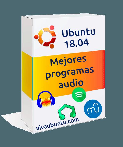 mejores programas deaudio para ubuntu