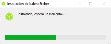 ETCHER LINUX MINT DESDE USB