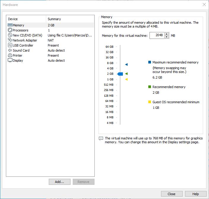 ubuntu 20.04 como máquina virtual instalar vmware