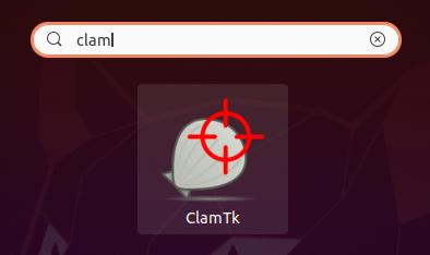 ejecutar clamtk en ubuntu