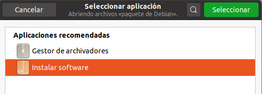 instalar software google chrome en ubuntu 20.04