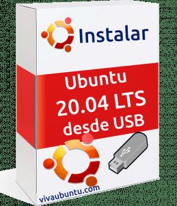 INSTALAR UBUNTU 20.04 DESDE USB