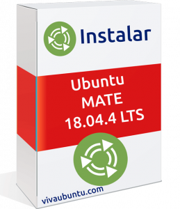 INSTALAR UBUNTU MATE 18.04.4 LTS