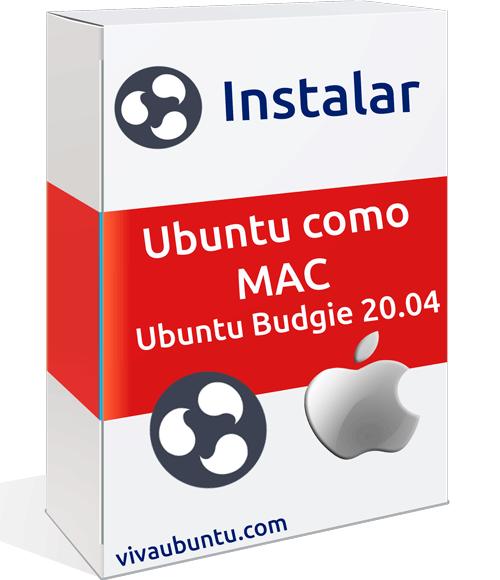 INSTALAR UBUNTU COMO MAC
