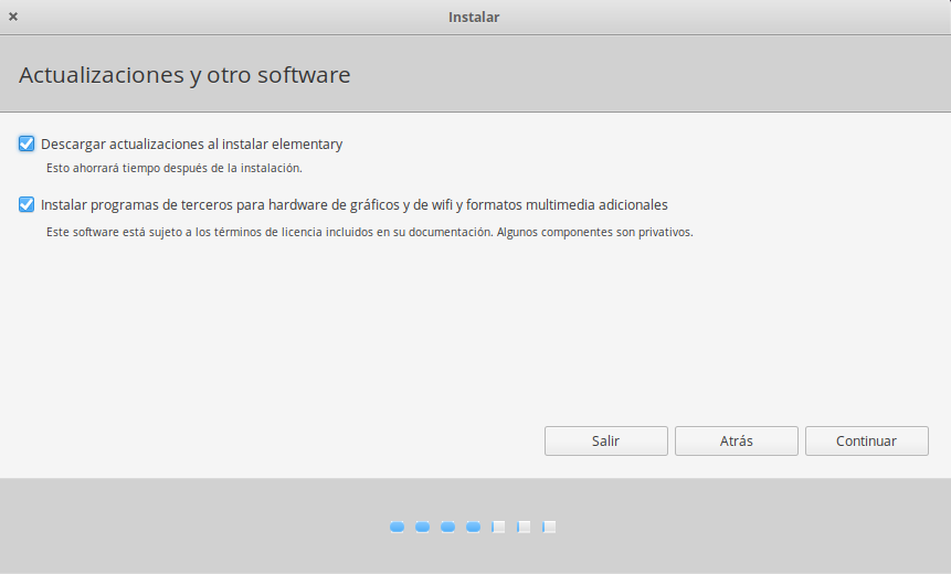 instalar elementary os 5.4.1