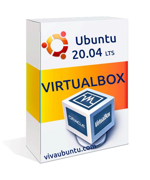 virtualbox en ubuntu 20.04 instalar